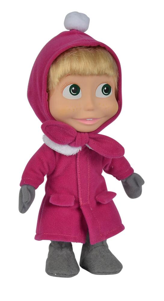 Masha Weichkörperpuppe 23cm Simba Toys günstig kaufen Film- & TV-Spielzeug